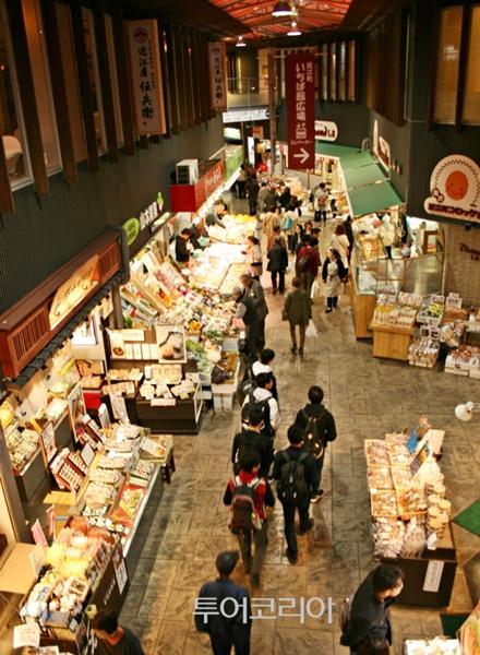 오미초시장