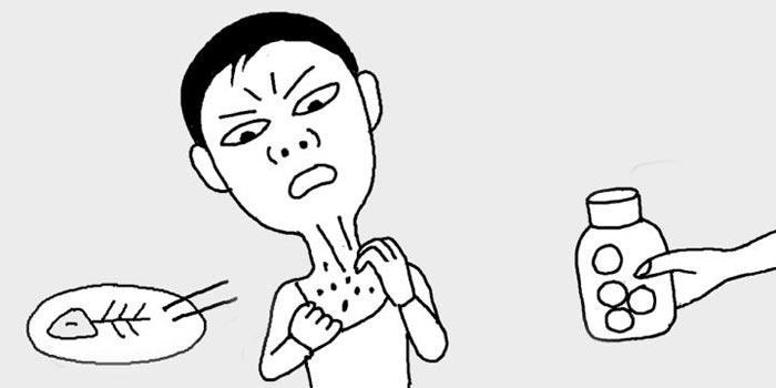 [일사일언] 고등어 알레르기