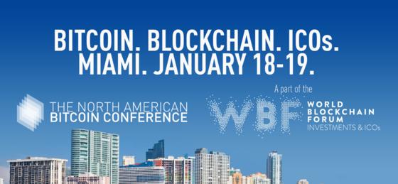 북미 비트코인 콘퍼런스가 오는 18~19일 마이애미에서 개최된다./컨퍼런스 공식 웹사이트 갈무리