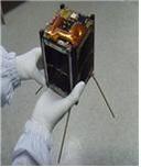'태양돛' 실험하러 우주로 떠난 10cm짜리 '큐브위성'