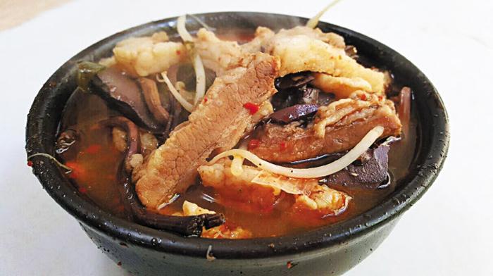 경남 창녕 수구레국밥