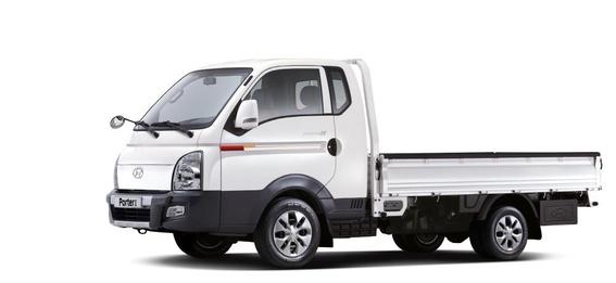 현대차 1톤트럭 포터/현대차 제공