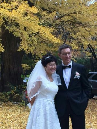 '바람의 딸' 한비야, 지난해 네덜란드 구호전문가와 결혼