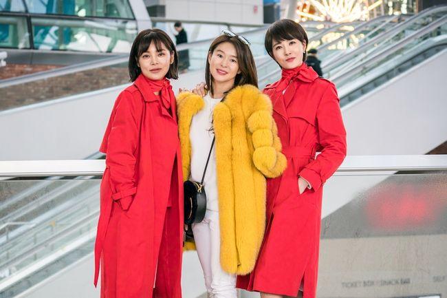 [Oh!쎈 컷] '키스먼저' 김선아·박시연·예지원, 멋진 세 언니가 온다
