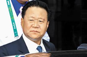 북한 최룡해 노동당 중앙위 부위원장