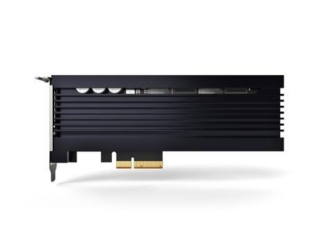 삼성전자가 출시한 '800GB(기가바이트) Z-SSD' 제품./ 삼성전자 제공
