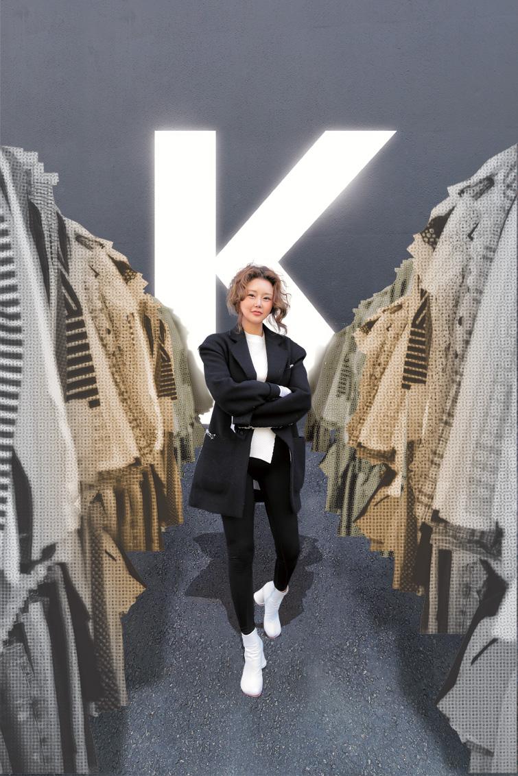 2de08015977 [이혜운의 살롱] '스타일난다' 김소희 대표 자신이 입으려고 산 트위드 재킷 다들 예쁘다고 해 인터넷에 내놨더니 8만원에 팔렸다… 거참  재미있네 21세 여성이 만든 ...