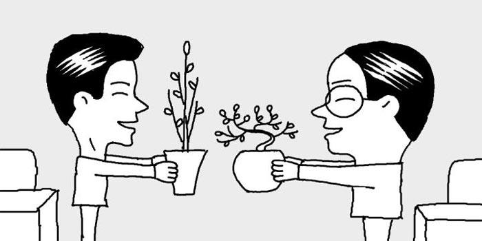 [일사일언] 꽃은 말이 필요없다