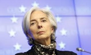 크리스틴 라가르드 IMF 총재 / 구글 이미지 제공