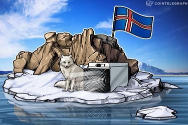 가상화폐 채굴 전력소비량이 가정용 소비량을 웃돌 것으로 전망된 아이슬란드 / 코인텔레그래프 제공