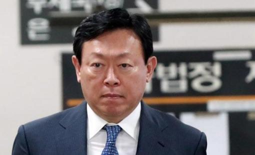 신동빈 롯데그룹 회장 /연합뉴스 제공