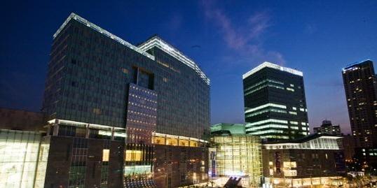 서울 영등포구 영등포동4가 타임스퀘어 전경. /타임스퀘어 제공