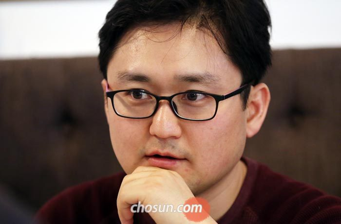 미국 생활 10년 만에 귀국한 김명완 8단.