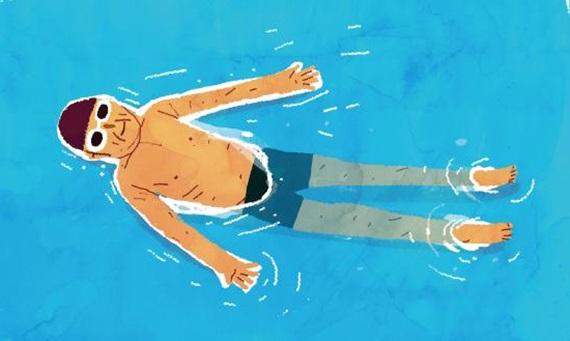 나이 60에 수영을 시작했다
