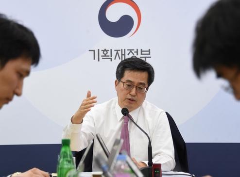 김동연 경제부총리 겸 기획재정부 장관. /사진=기획재정부.