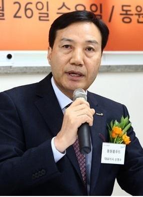 신영수 동원홈푸드 사장