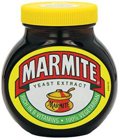 영국인들이 사랑하는 스프레드인 마마이트
