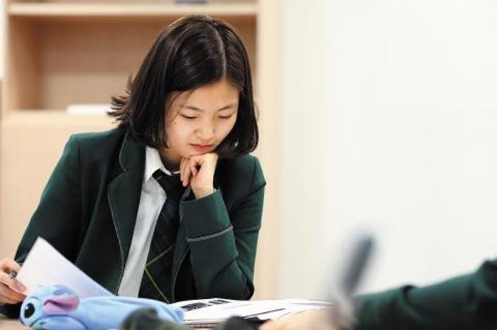 브랭섬홀 아시아는 탐구 중심 교육으로 학생들의 논리적 사고력과 창의력, 문제 해결력 등을 키우고 있다.