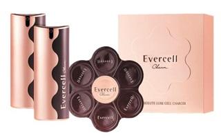 피부 분화 줄기세포 배양액이 든 화장품 '에버셀 차움 앱솔루트 럭스 셀 프로그램'.