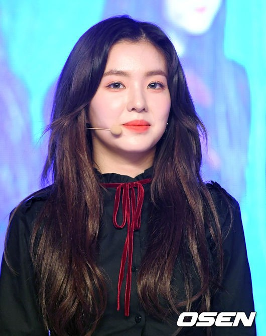 레드벨벳 아이린, 4월 걸그룹 개인 브랜드평판 1위..트와이스 나연 2위·모모 3위