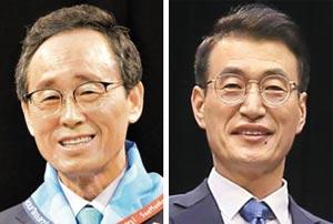 민주 전북 송하진, 제주 문대림 확정… 전남은 결선투표로