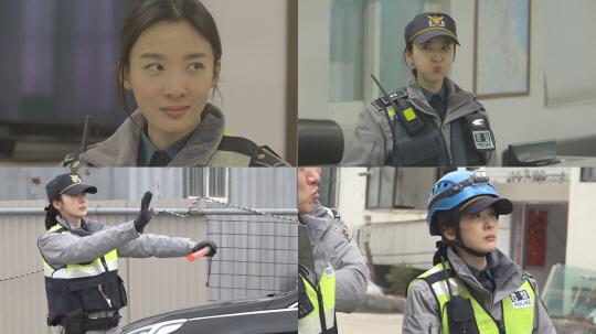 '시골경찰3' 이청아, 신의 한수 에이스 신입 순경으로 급부상