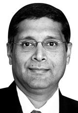 아르빈드 수브라마니안 인도 정부 수석경제자문