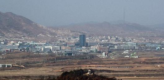 개성공단 전경 /조선일보DB