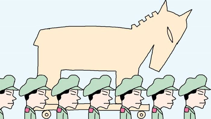 [윤희영의 News English] 북한을 '트로이 목마'로 이용하려는 중국