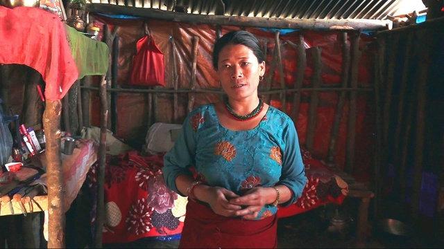 [Al jazeera] Thousands of Nepal quake survivors still in makeshift shelters