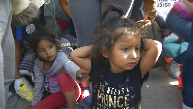 [Al jazeera] Migrant caravan from Central America arrives at US-Mexico border