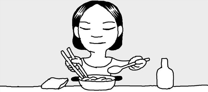 [리빙포인트] 짜장라면 끓일때 간장 약간
