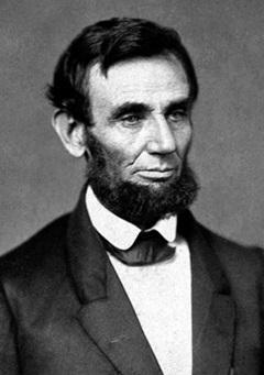 에이브러햄 링컨 미국 대통령