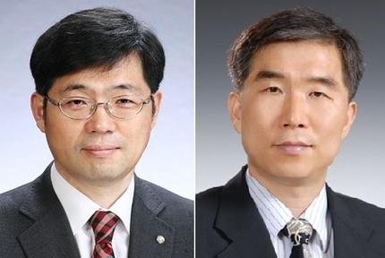 유상대·정규일 신임 부총재보./한국은행 제공