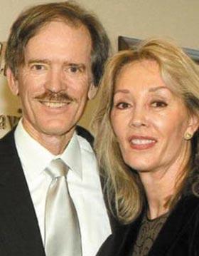 빌 그로스(왼쪽), 전 아내 수 그로스