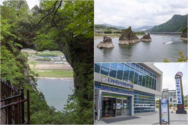 여행객들은 농촌체험 외 단양의 주요 관광명소인 도담삼봉, 다누아 아쿠아리움, 단양구경시장 등을 관람했다.