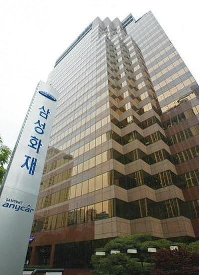 부영이 인수한 옛 삼성화재 을지로 사옥. /조선일보DB