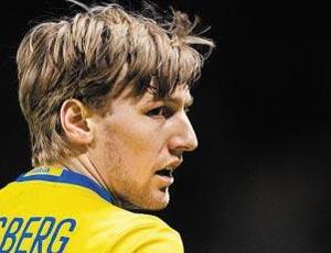 스웨덴이 이번 2018 러시아월드컵에서 큰 기대를 거는 에밀 포르스베리.