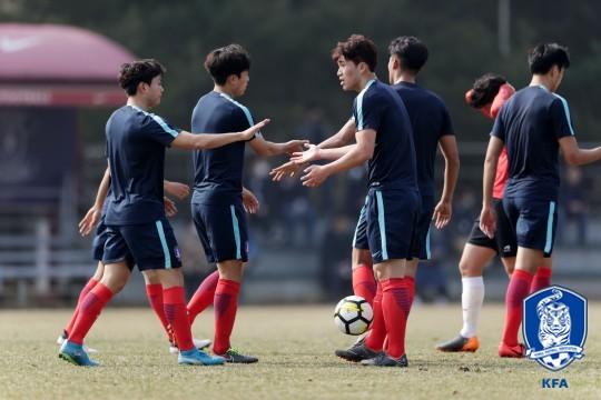 유럽파 백승호-이진현-서영재 가세...U-23 대표팀 명단 발표