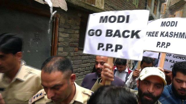 [Al jazeera] In Kashmir, India PM Modi says 'development is the solution'