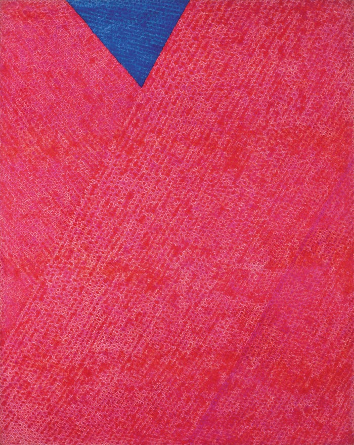 27일 서울옥션 홍콩 경매에서 85억3000만원에 낙찰된 김환기의'3-Ⅱ-72 #220'(254×202㎝).