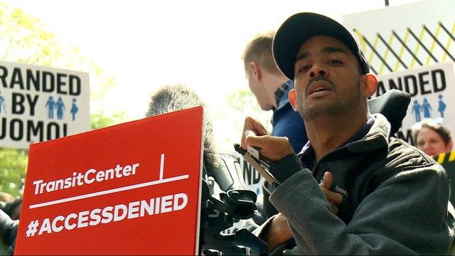 [Al jazeera] New York disability advocates push to improve transport access