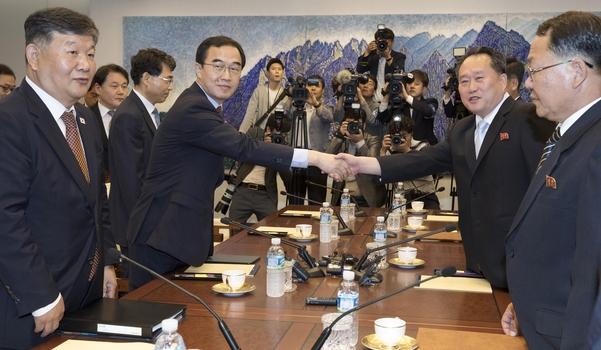 南北 22일 금강산서 적십자회담, 14일 판문점서 군사회담 개최 합의