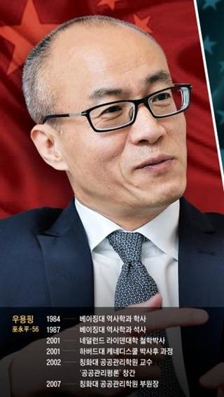 우융핑 칭화대 교수