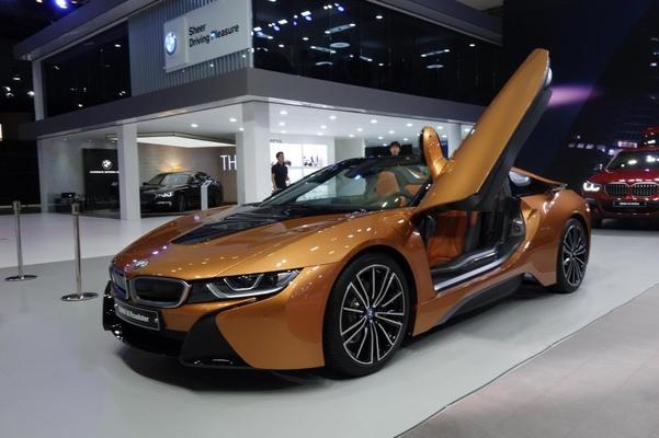 BMW i8 로드스터/진상훈 기자