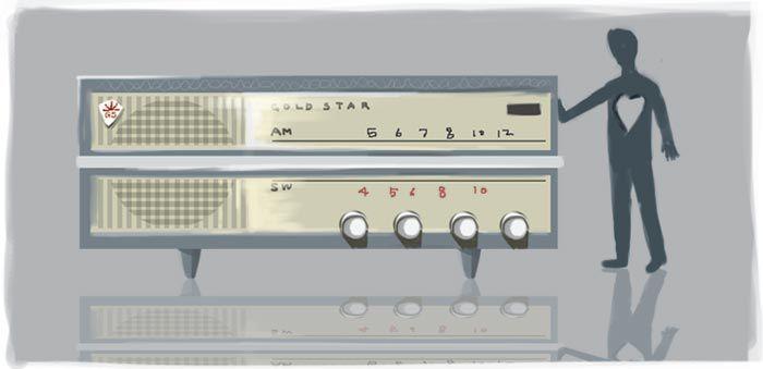 [장석남의 시로 가꾸는 정원] [15] 金星라디오