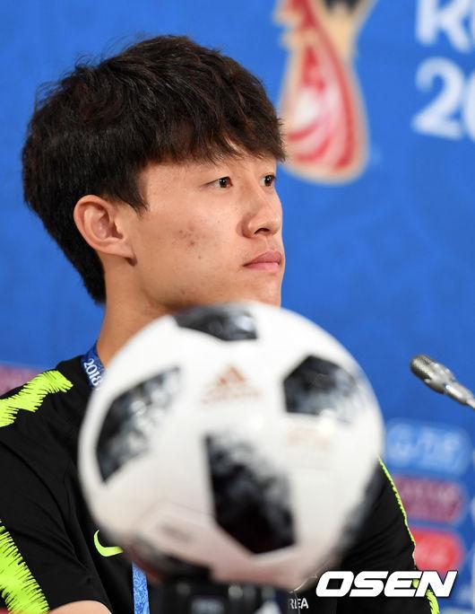 """[한국-멕시코] 이재성, """"K리그 MVP? 오직 팀 승리만 생각""""(일문일답)"""