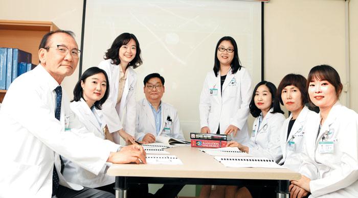 분당제생병원 유방암센터 의료진.