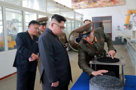 ONU: Corea del Norte no ha detenido sus programas nuclear y de misiles