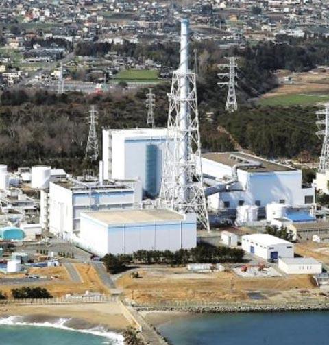일 일본 원자력 규제위원회로부터 재가동 적합 판정을 받은 도카이(東海) 제2원전.